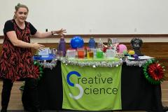 Creative Science Christmas Show